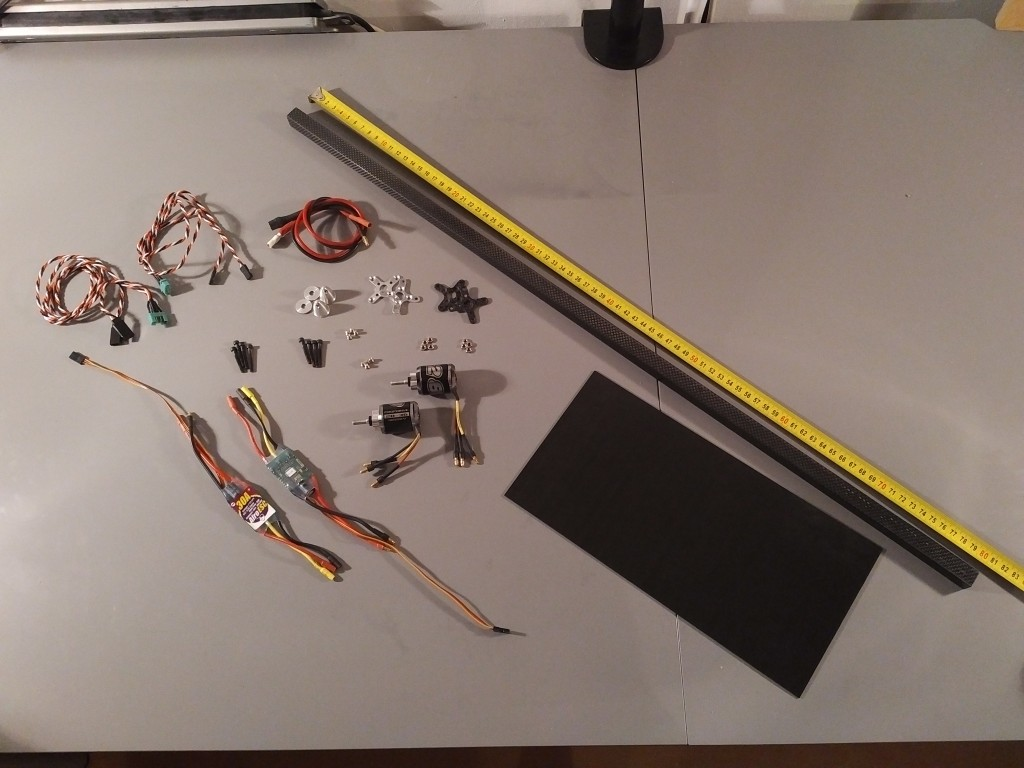 QuadRanger Parts