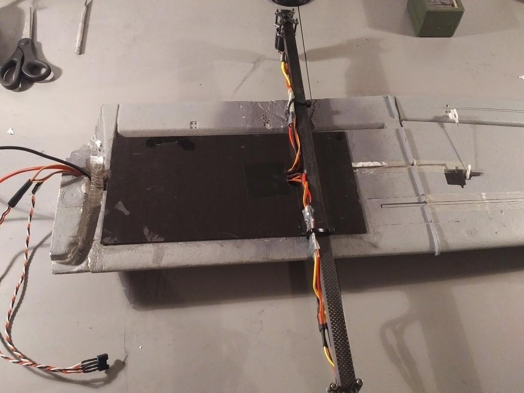 QuadRanger motor and esc