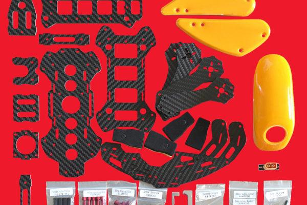 red parts robocat