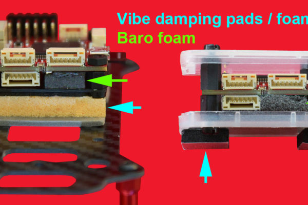 red robo damping