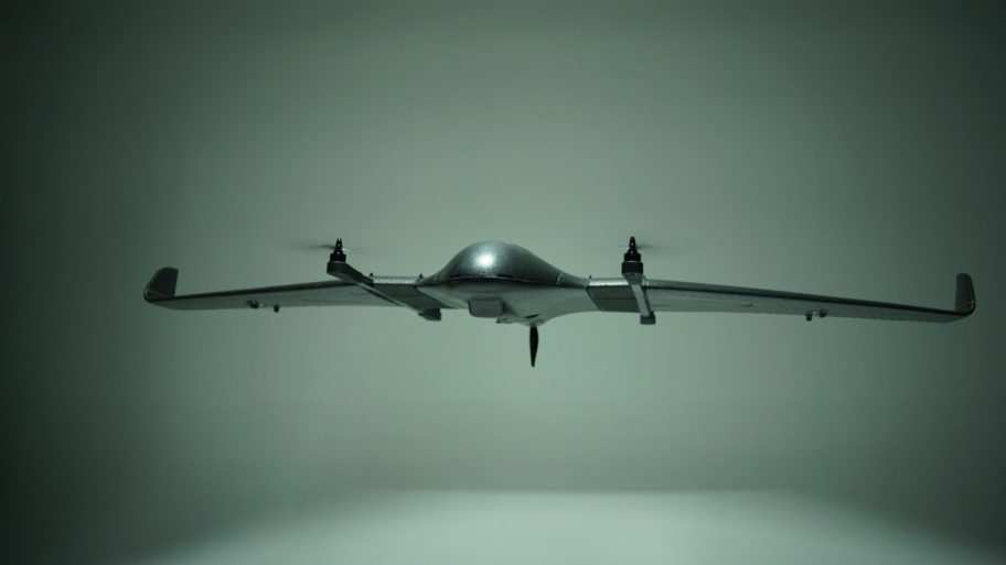 DeltaQuad VTOL UAV