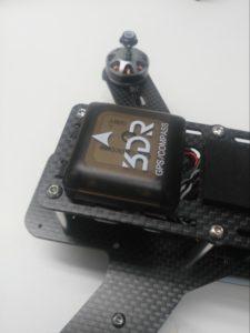 Mount GPS on QAV250