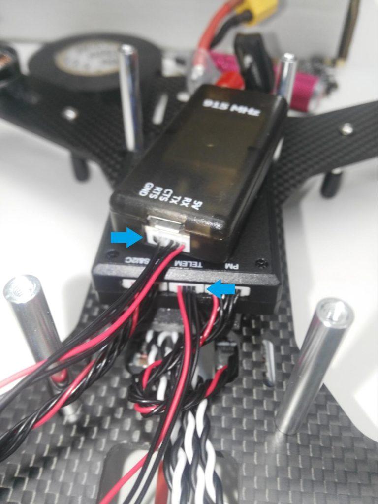 Connect 3DR Wifi Telemetry Radio Kit to Pixhawk Mini