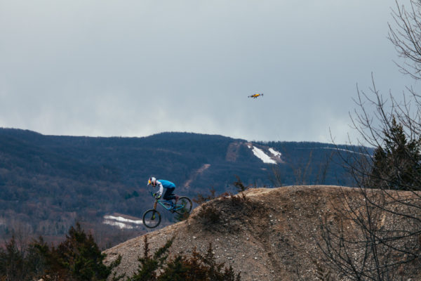 Airdog Mountain biking