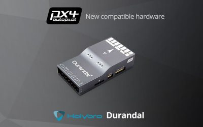 New Compatible Hardware: Holybro Durandal