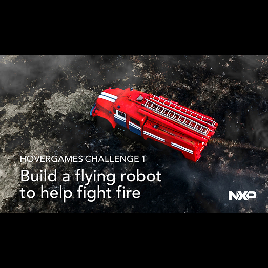 "NXP HoverGames ""Fight Fires with Flyers"" Contest Review 2"
