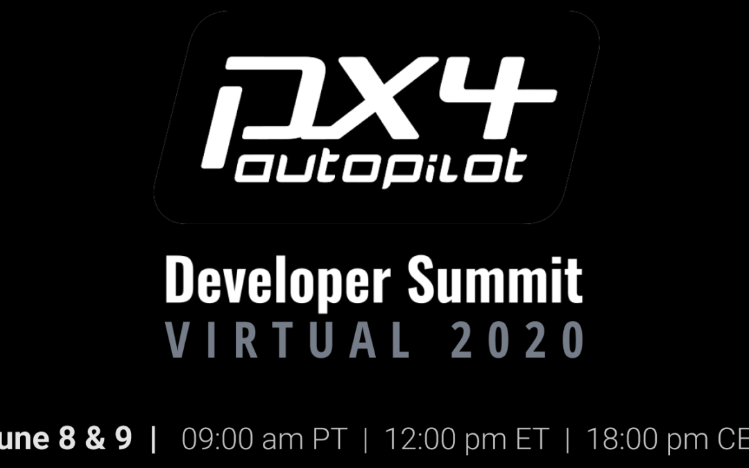 PX4 Developer Summit | Virtual 2020