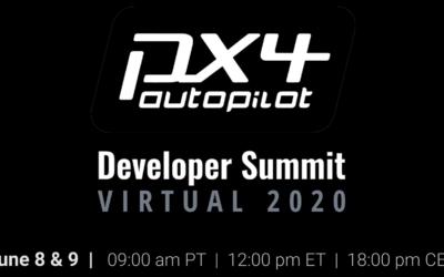 PX4 Developer Summit | Virtual 2020